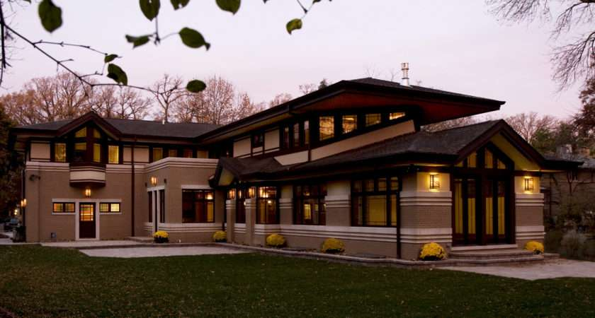 London Websites Forest Home Ideas Frank Lloyd Wright Style