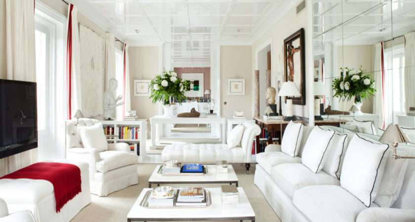 Long Living Room Decorating Ideas