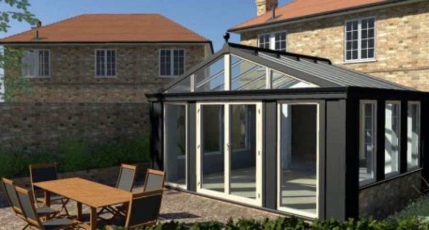 Look Different Styles Pvc Conservatories