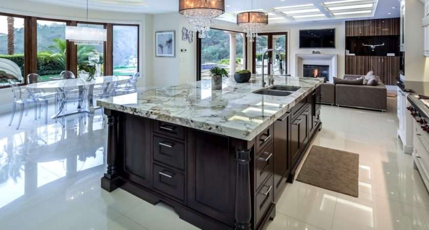 Los Angeles Homes Have Best Kitchens