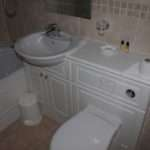 Lot Room Complete Bathroom Suite Include Bath