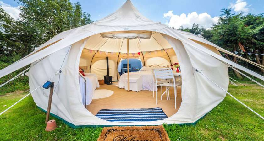 Lotus Belle Luxury Canvas Tents Muted