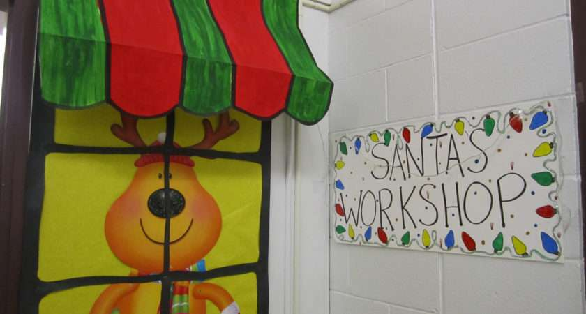 Love Christmas Slowly Creeps Into School During First Week