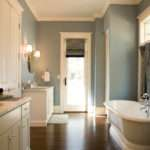Love Color Choices Bathroom Including