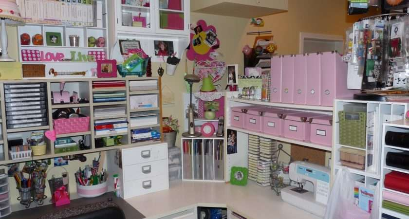 Love Infinity Beyond Craft Scrapbooking Room