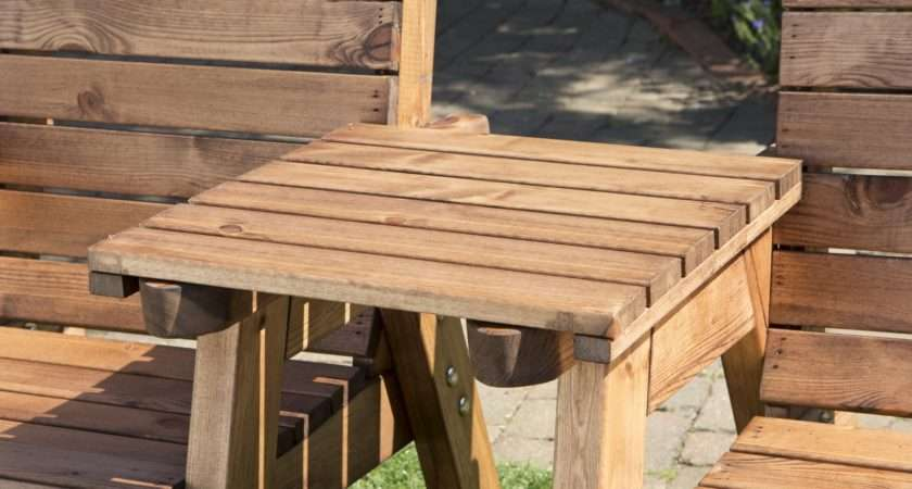 Love Seat Bench Table Seater Companion Set Gardens