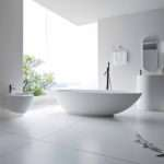 Lovely Bathroom Design Ideas Black White