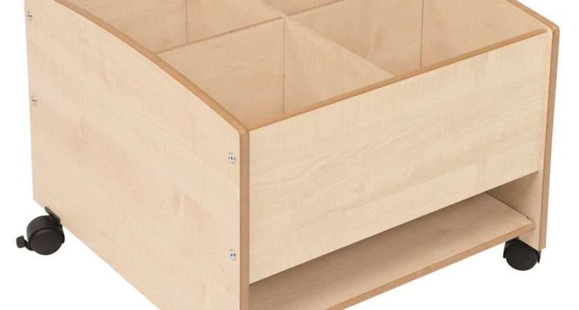 Low Level Compartment Kinderboxme Freya