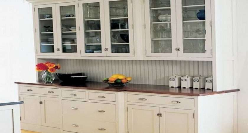 Lowe Standing Kitchen Cabinets