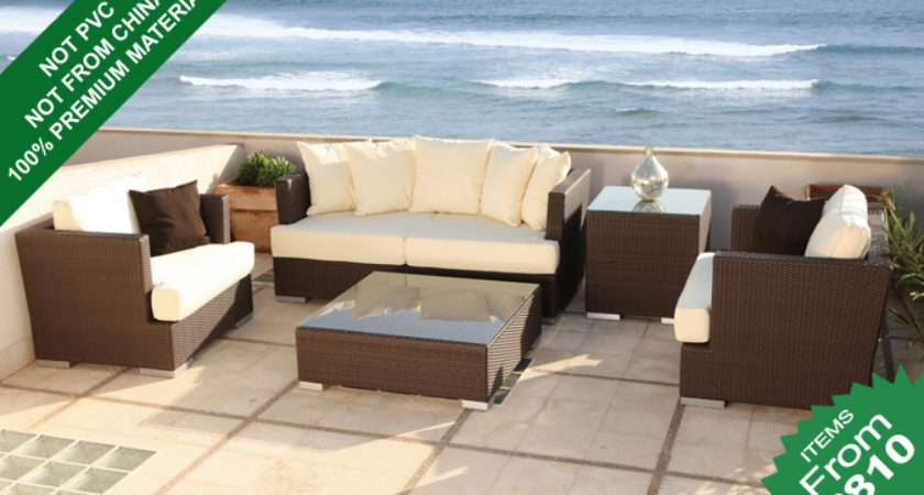 Luca Range Outdoor Sofas All Weather Seating Skyline