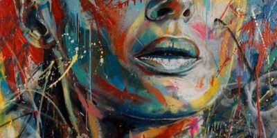Lush Fab Glam Blogazine Spotlight Art David Walker