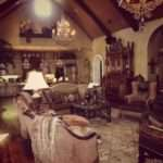 Luxurious Gothic Living Room Decorating Pinterest