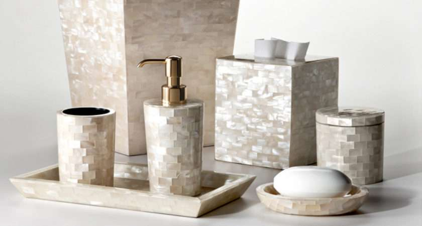 Luxury Bathroom Accessories Set Home Design Lover