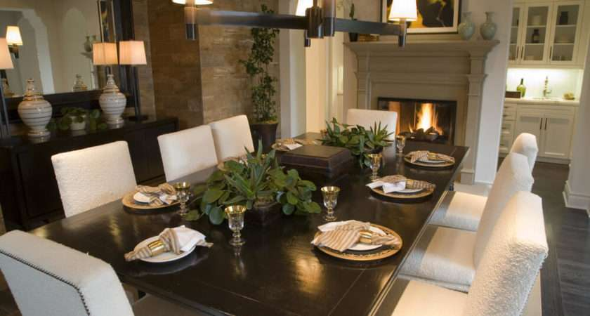 Luxury Dining Rooms Part