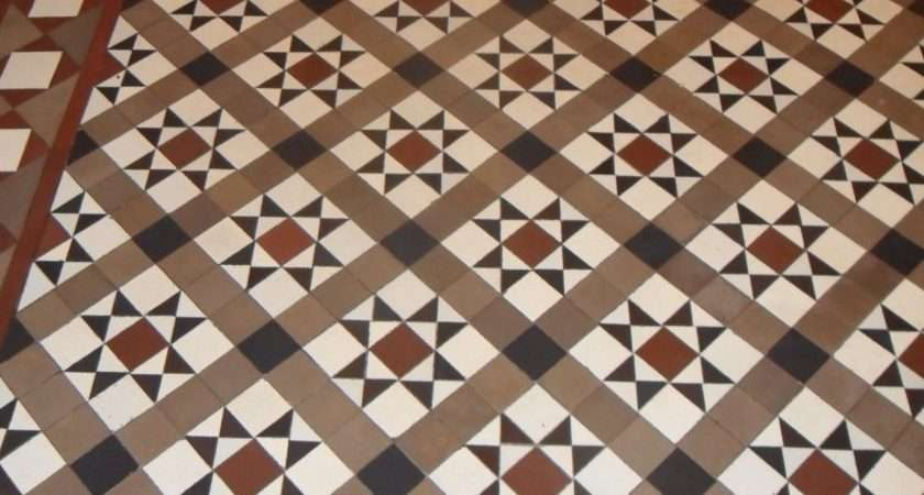 Luxury Edwardian Style Floor Tiles Kezcreative