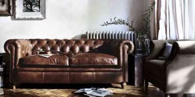 Luxury Leather Sofa Furniture Village Seating Home