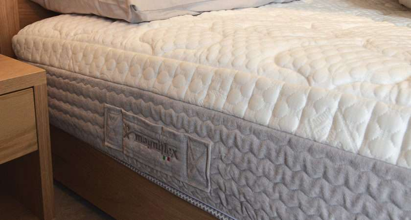 Luxury Mattresses Craft Comfort Dual Natural Bed