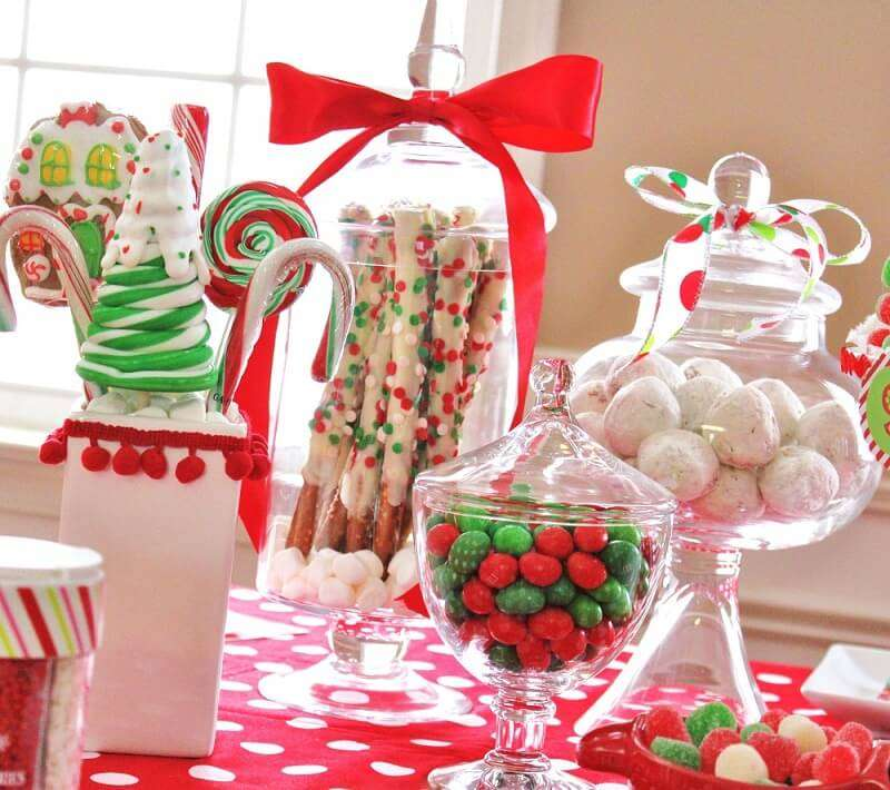 Magical Christmas Baby Shower Party Ideas
