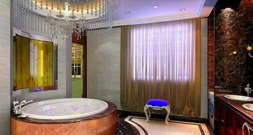 Magnificent Luxury Master Bathroom Ideas Part