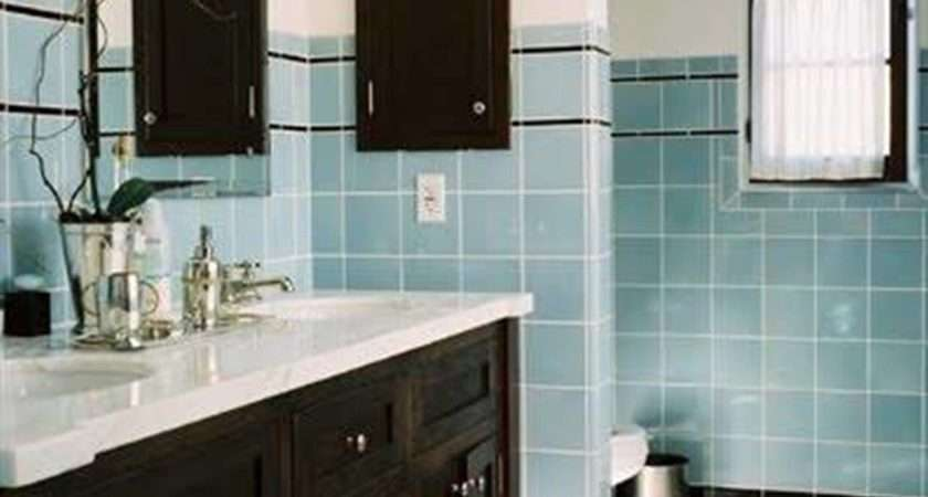 Magnificent Retro Bathroom Tile Design Ideas