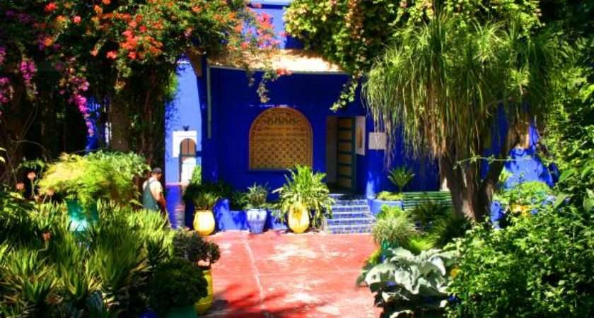 Majorelle Garden Top Vacation Tips