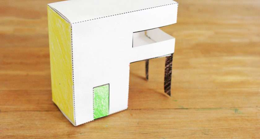 Make Building Out Paper