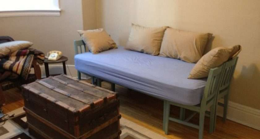 Make Cheap Daybed