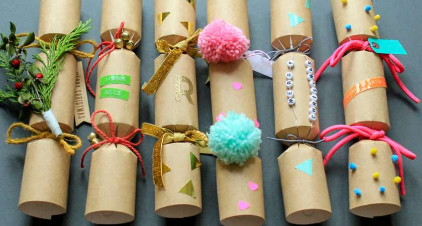 Make Decorate Your Own Crackers Berylune