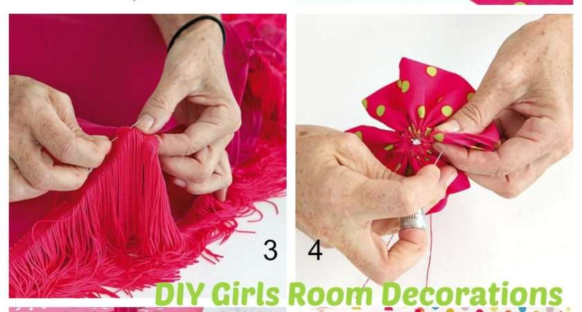 Make Decorations Your Room Out Paper