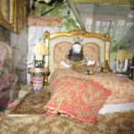 Make Four Poster Canopy Bed Your Dollhouse Money