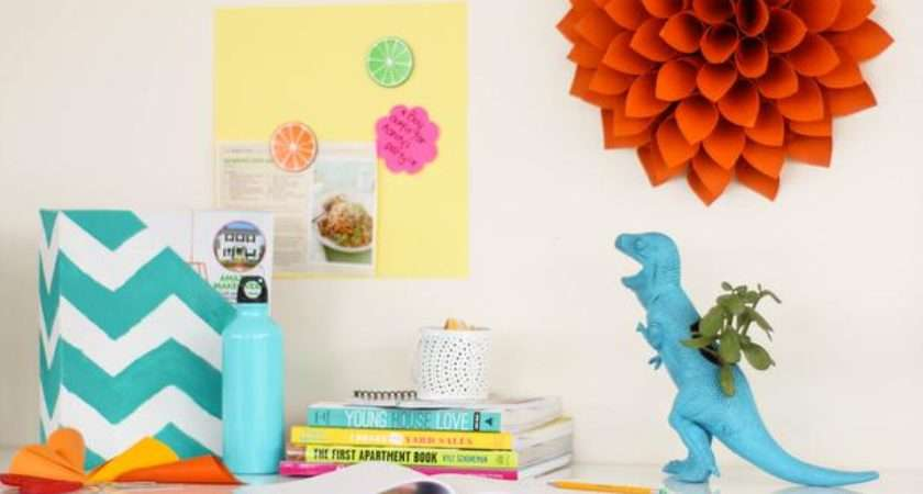Make Giant Paper Dahlias Weekday Crafternoon