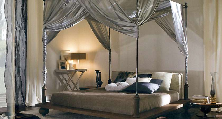 Make Most Out Your Four Poster Beds Kukun