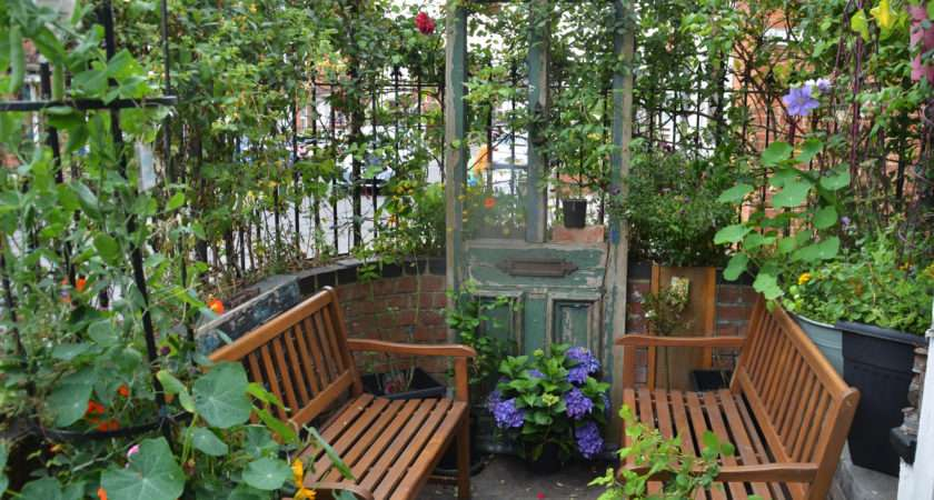 Make Most Small Garden Space