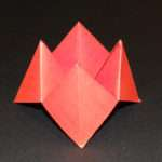 Make Origami Finger Game Fortune Teller