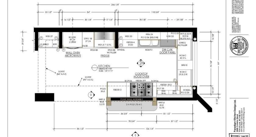 Make Perfect Kitchen Design Layout
