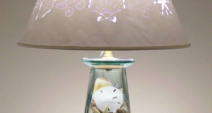 Make Seashell Lamp Infobarrel