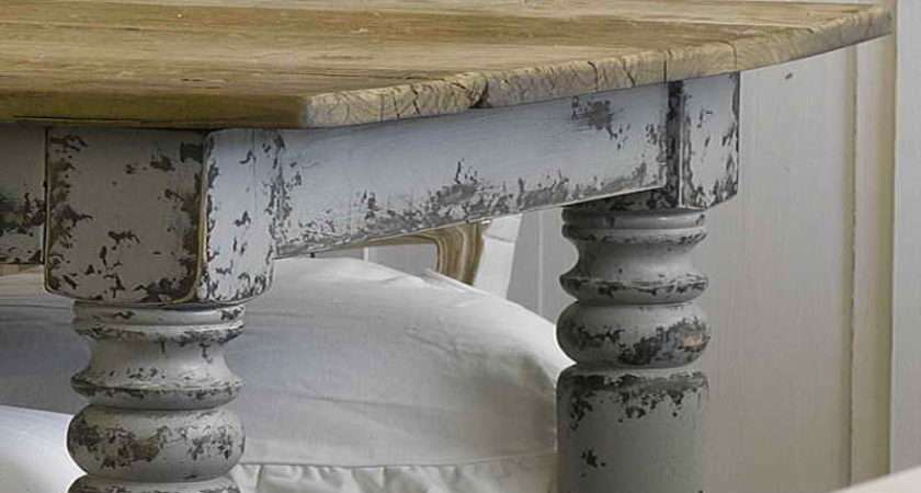 Make Shabby Chic Furniture Table