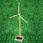 Make Solar Windmill Solarfeeds