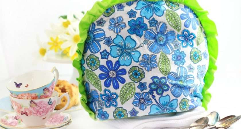 Make Tea Cozy Frugal Mom