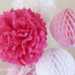 Make Tissue Paper Flowers Heart Nap Time