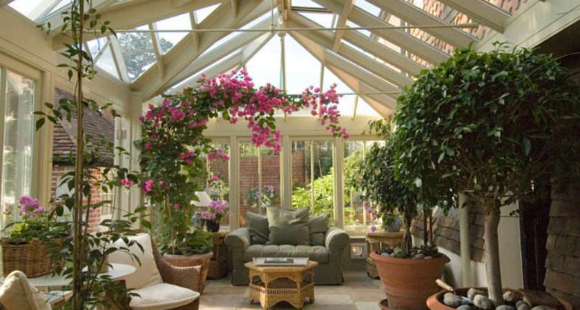 Make Your Conservatory All Year Round Home Bunch