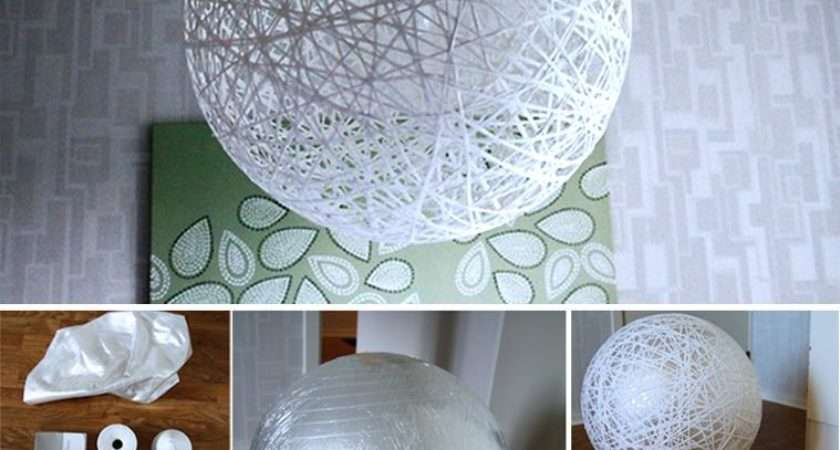 Make Your Cool Lamp Shade Step Diy Tutorial