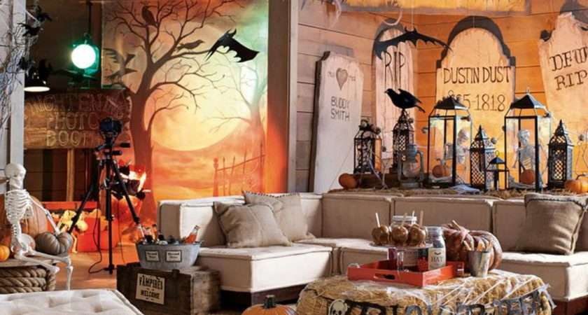 Make Your Homemade Halloween Home Decoration
