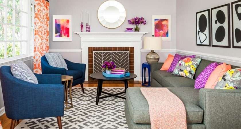 Make Your Living Room Look Years Younger Hgtv