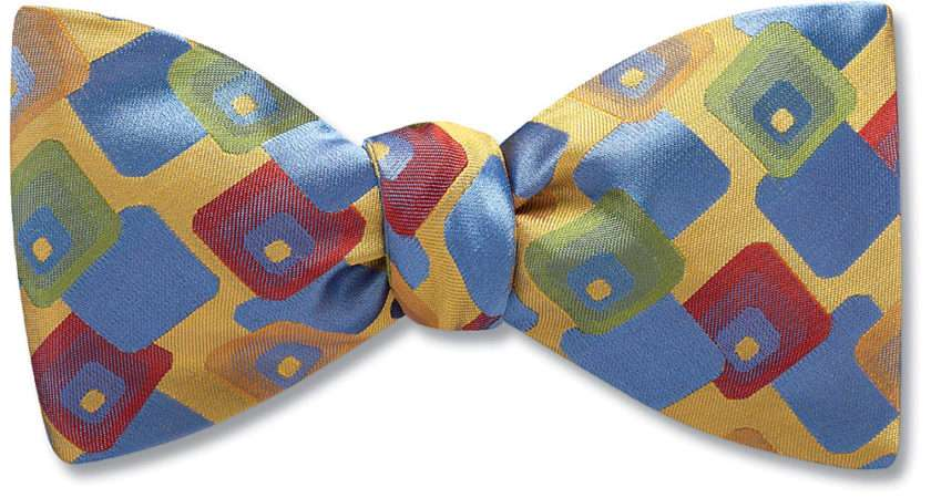 Make Your Own Bow Tie Ehow