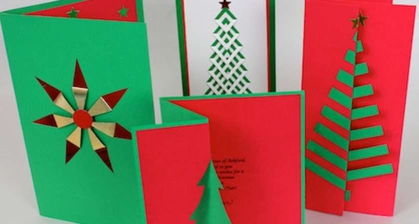 Make Your Own Christmas Cards Birth Notion