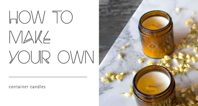 Make Your Own Container Candles Bottlestore Blog