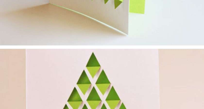 Make Your Own Creative Diy Christmas Cards Winter