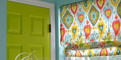 Make Your Own Roman Shades Diy Crafts