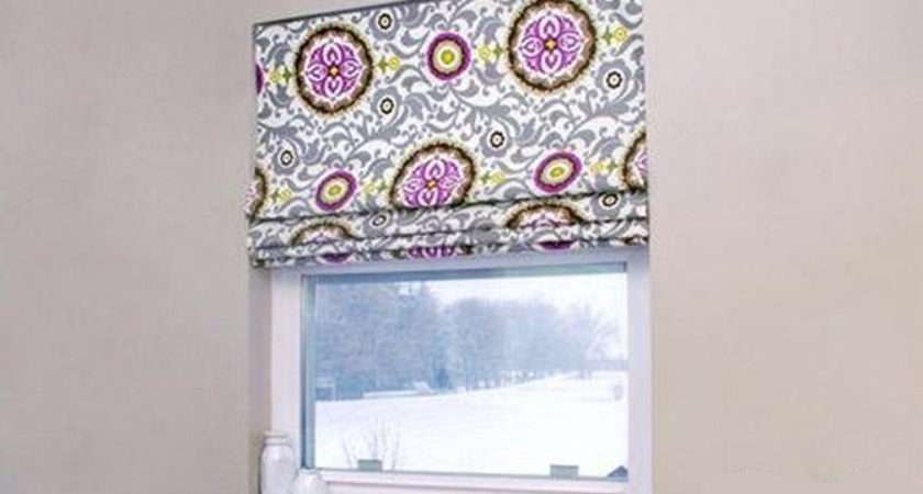 Make Your Own Stylish Kitchen Blinds Ease